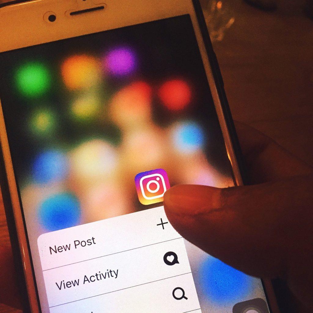 Instagramに投稿するのはいつですか?